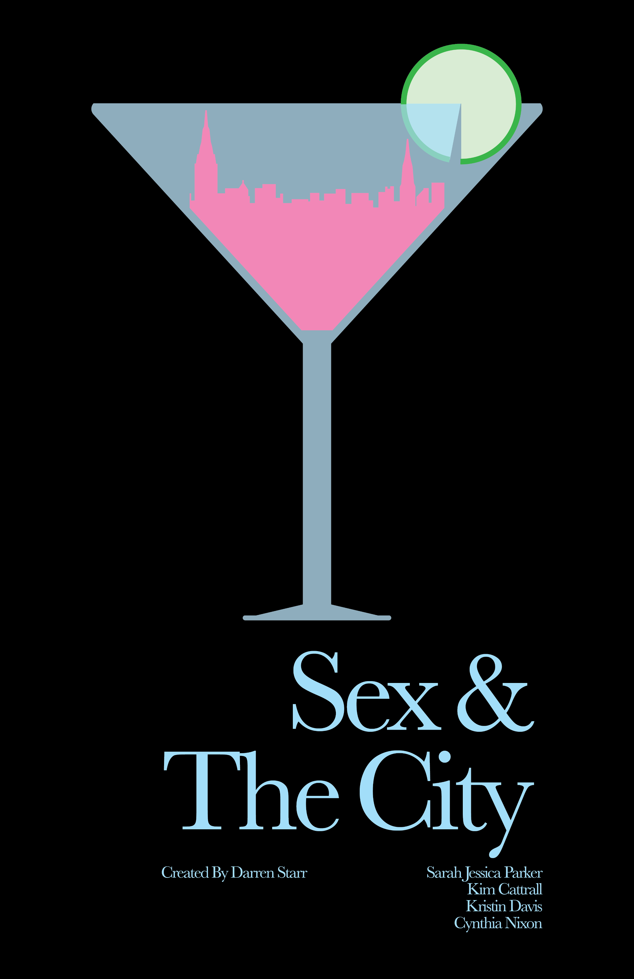 Sex in the city sky line