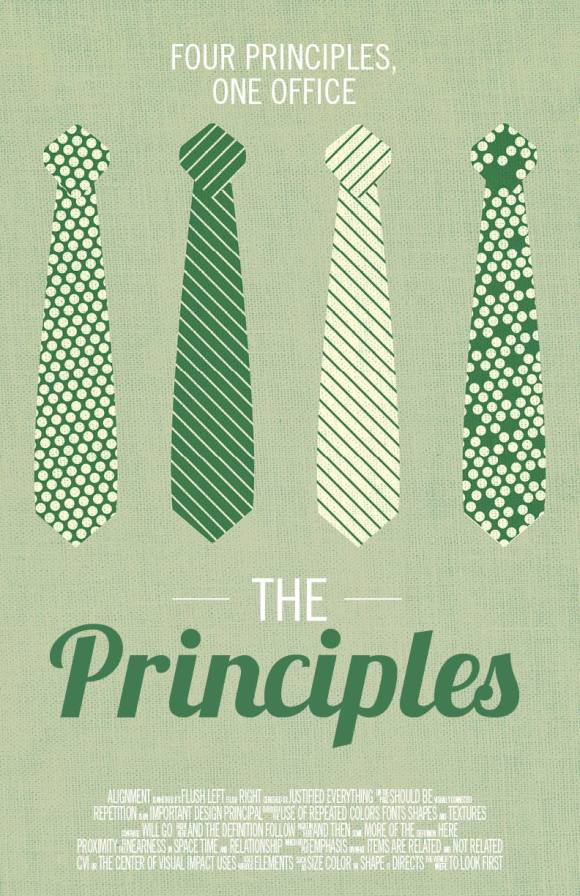 The Principles (of design)